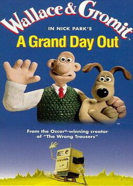 Уоллес и Громит (A Grand Day Out with Wallace and Gromit)