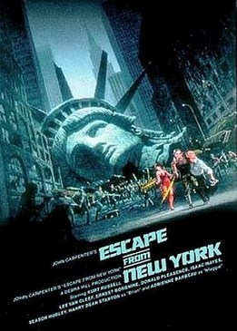 Побег из Нью-Йорка (Escape from New York)