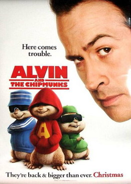 Элвин и бурундуки (Alvin and the Chipmunks)