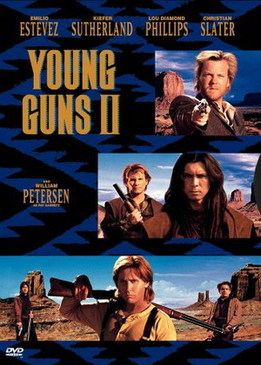 Молодые стрелки 2 (Young Guns II)
