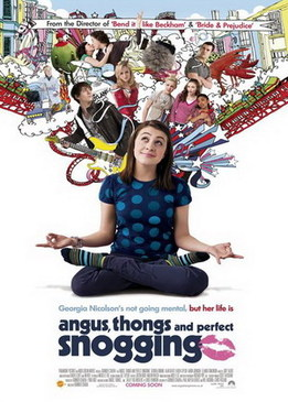 Ангус, стринги и поцелуи взасос (Angus, Thongs and Perfect Snogging)