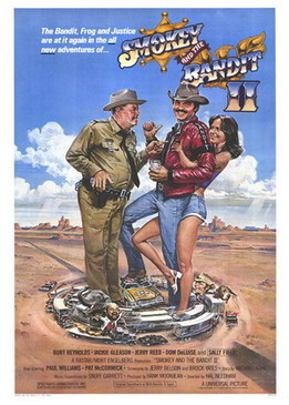 Смоки и Бандит 2 (Smokey and the Bandit II)
