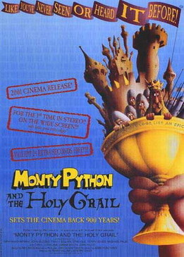 Монти Пайтон и священный Грааль (Monty Python and the Holy Grail)