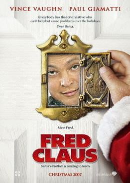 Фред Клаус, брат Санты (Fred Claus)