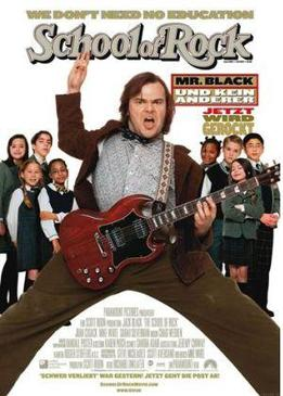 Школа рока (The School of Rock)