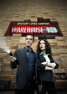 Хранилище 13 (Warehouse 13)