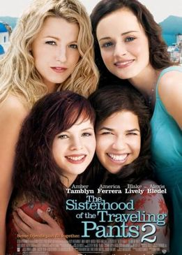 Джинсы - талисман 2 (The Sisterhood of the Traveling Pants 2)