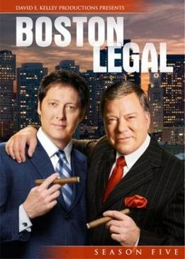 Юристы Бостона (Boston Legal)