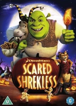 Шрек. Хэллоуин (Scared Shrekless)
