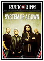System Of a Down - Live Rock am Ring