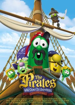 Приключения пиратов в стране овощей 2