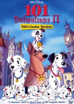101 далматинец 2: Приключения Патча в Лондоне (101 Dalmatians II: Patch's London Adventure)