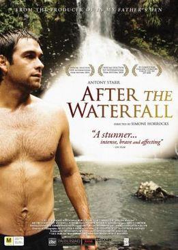 После водопада