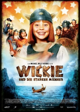 Вики, маленький викинг