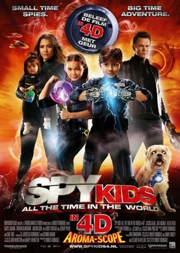 Дети шпионов 4D (Spy Kids: All the Time in the World in 4D)