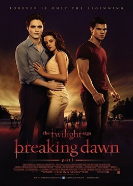 Сумерки. Сага. Рассвет: Часть 1 (The Twilight Saga: Breaking Dawn - Part 1)