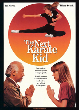 Парень-каратист 4 (The Next Karate Kid)