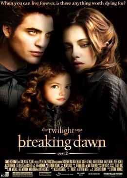 Сумерки. Сага. Рассвет: Часть 2 (The Twilight Saga: Breaking Dawn - Part 2)