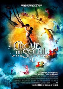 Cirque du Soleil: Сказочный мир