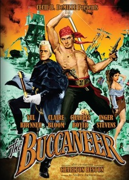 Флибустьер (The Buccaneer)