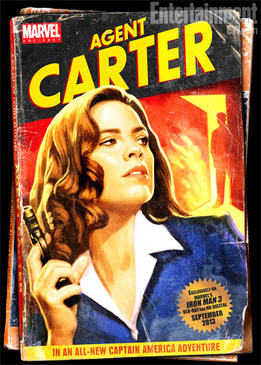 Короткометражка Marvel: Агент Картер (Marvel One-Shot: Agent Carter)