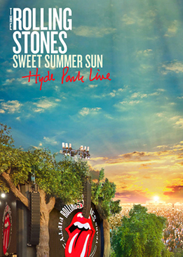 The Rolling Stones %26#39;Sweet Summer Sun: Hyde Park Live%26#39;