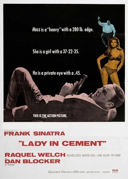 Девушка в цементе (Lady in Cement)