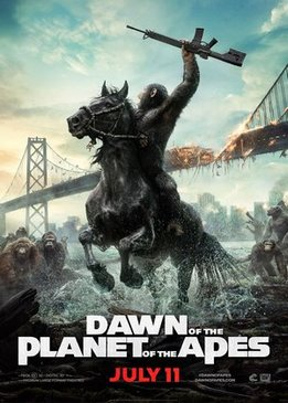 Планета обезьян: Революция (Dawn of the Planet of the Apes)