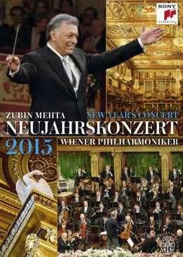 Новогодний концерт Венского филармонического оркестра 2015