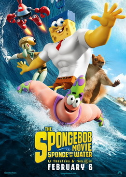 Губка Боб в 3D (The SpongeBob Movie: Sponge Out of Water)