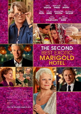 Отель «Мэриголд». Заселение продолжается (The Second Best Exotic Marigold Hotel)