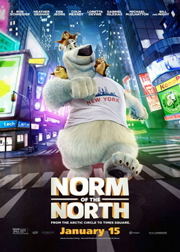 Норм и Несокрушимые (Norm of the North)