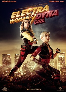 Суперженщины (Electra Woman and Dyna Girl)