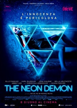 Неоновый демон (The Neon Demon)
