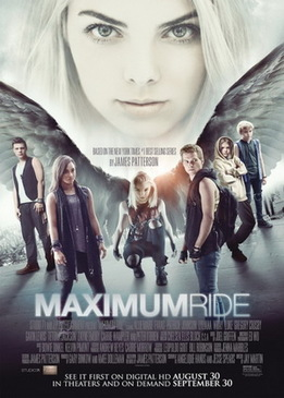 Максимум Райд/ Охота на ангелов (Maximum Ride)
