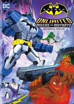 Безграничный Бэтмен: Роботы против мутантов