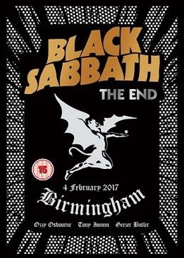 Black Sabbath - The End: Live In Birmingham