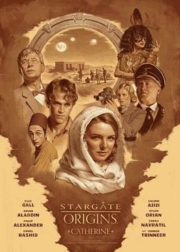Звёздные врата: Кэтрин