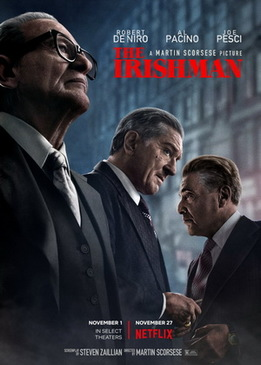Ирландец (The Irishman)