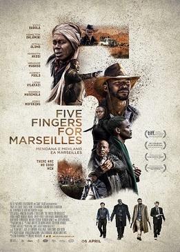 Пять пальцев для Марселя