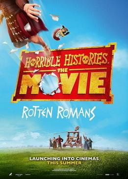Ужасные истории: Древние римляне