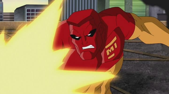 «Супермен/Бэтмен: Враги Общества» / 2009