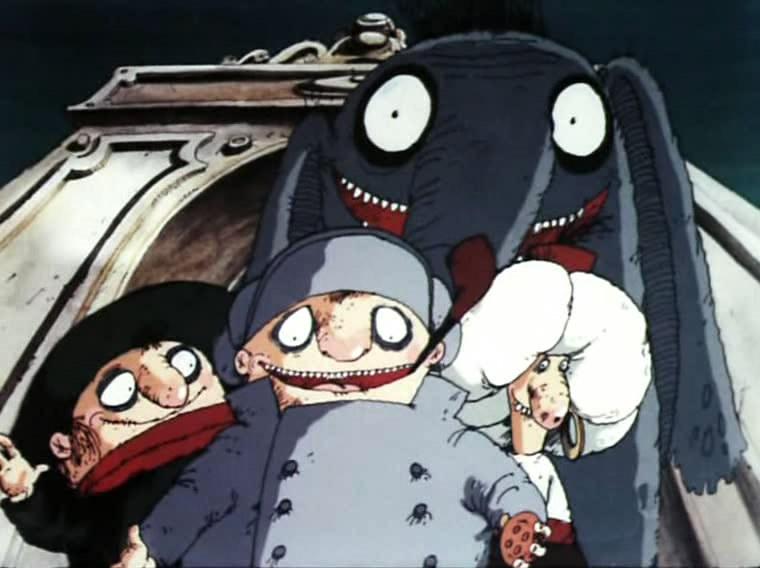 картинки сыщиков мультфильм про колобков