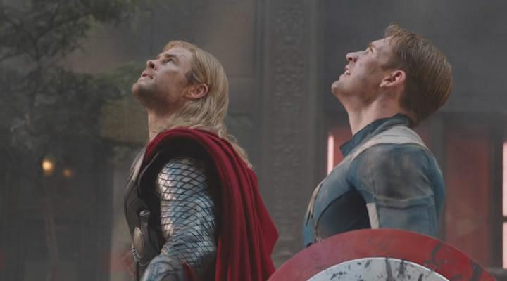 Мстители, The Avengers (2012) - Фильмы - КиноКопилка