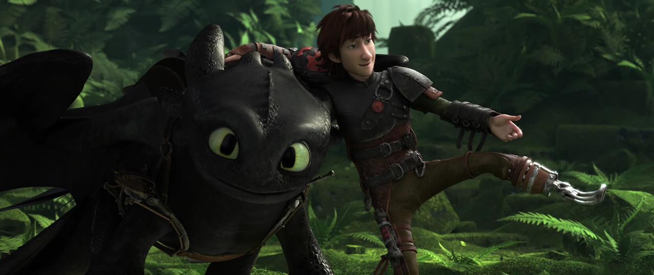 Как приручить дракона 2, How to Train Your Dragon 2 (2014 ... кейт бланшетт