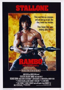 Рэмбо 2 (Rambo - First Blood Part II)