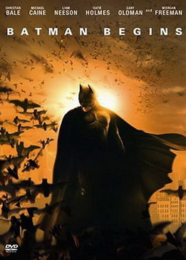 Бэтмен - Начало (Batman Begins)