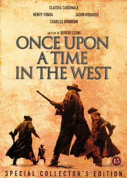 Однажды на Диком Западе (Once Upon A Time In The West)
