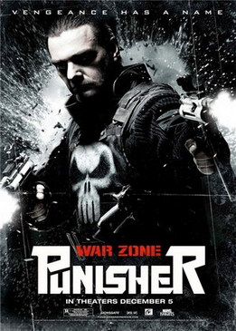 Каратель - Территория войны (Punisher - War Zone)
