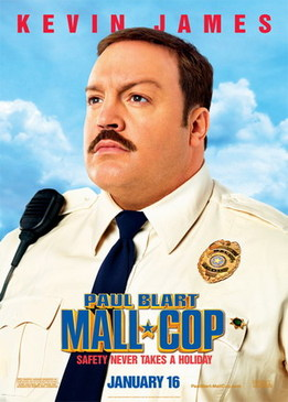 Шопо - коп (Paul Blart - Mall Cop)